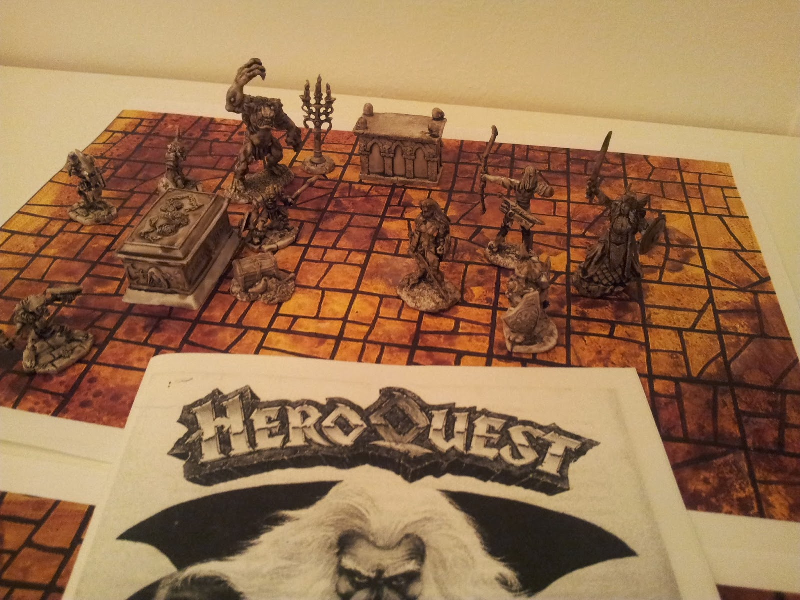 Ye Olde Inn View Topic Heroquest Compatible Boards And