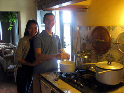 Cooking Class at Borgo Argenina in Gaiole in Chianti, Italy - Photo by Taste As You Go