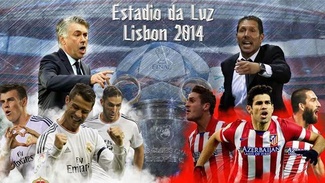 تشكيلة ريال مدريد واتلتيكو مدريد المتوقعة