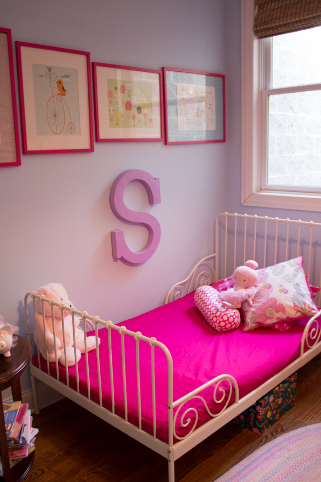 Shared bedroom design improvised - Bedroom ideas for yr old girl ...