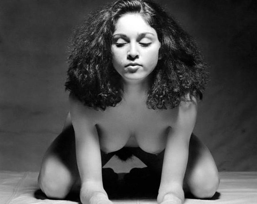 Madonna Nude Bush