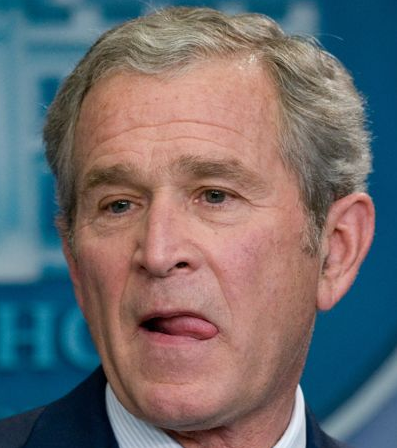 http://fr.wikipedia.org/wiki/George_W._Bush