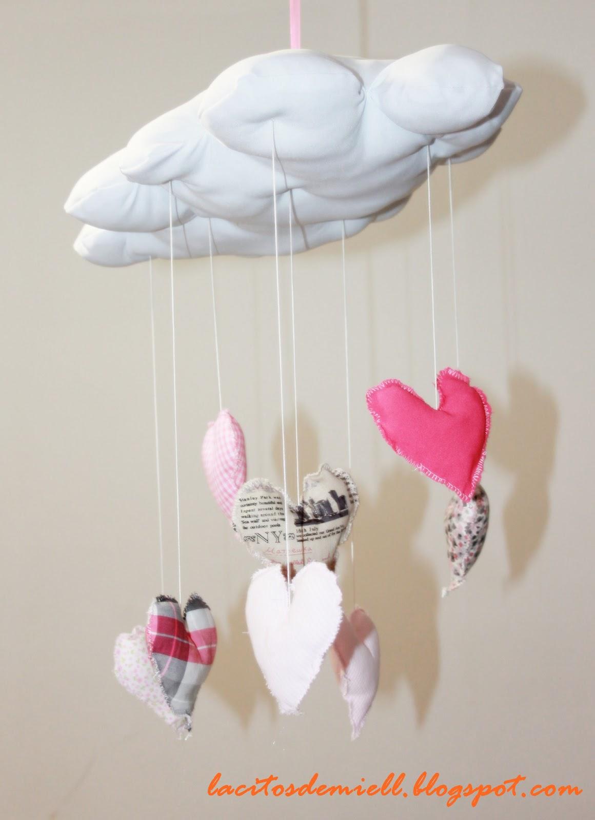 Lacitos de miel un paseo por las nubes for Detalles para decorar mi cuarto