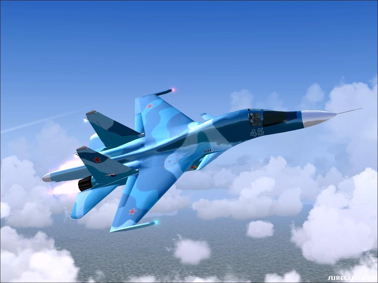 Su 34 (航空機)の画像 p1_27