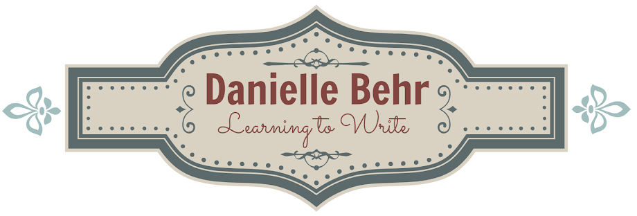 Danielle Behr: Learning to Write