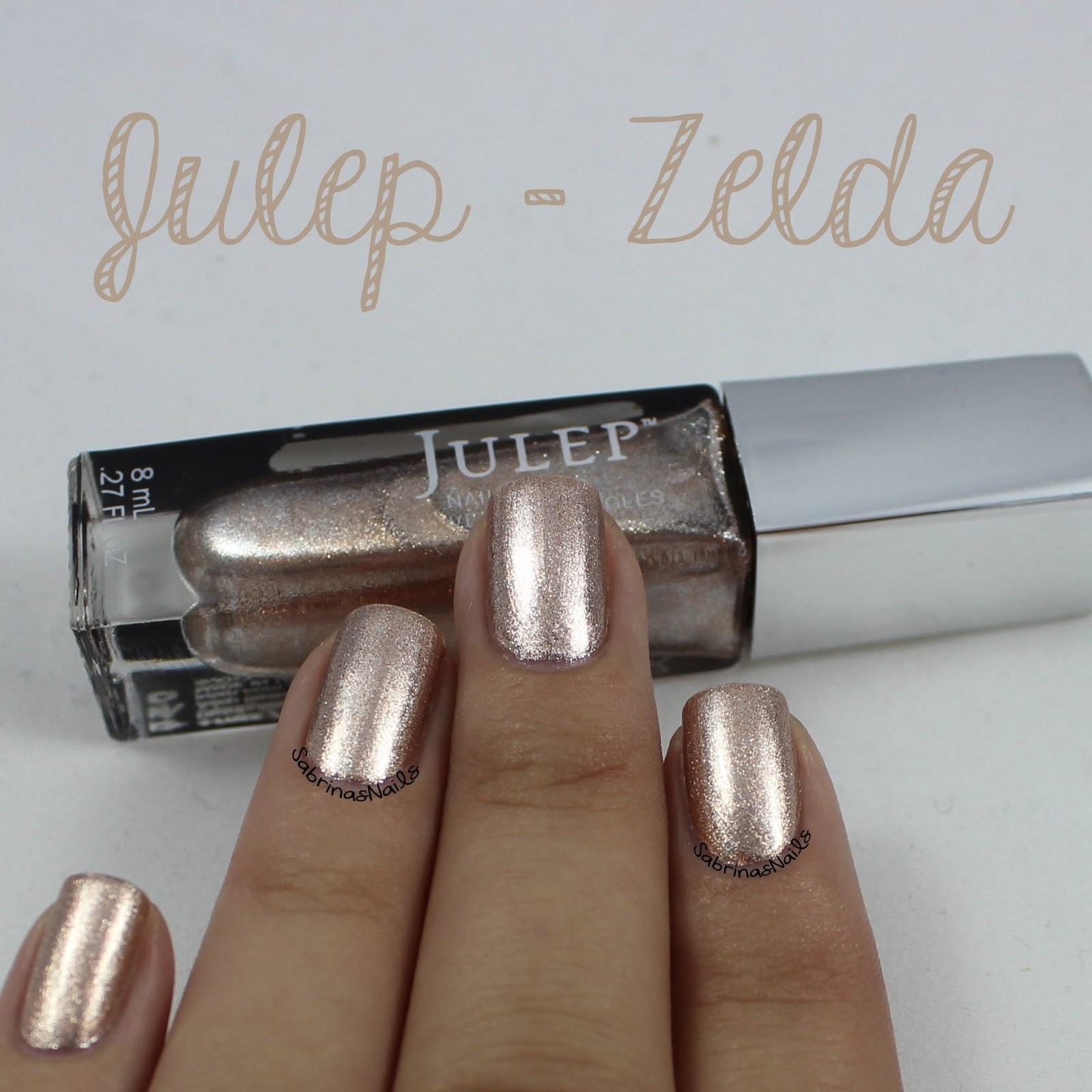 Sabrinas Nails: Julep - Zelda