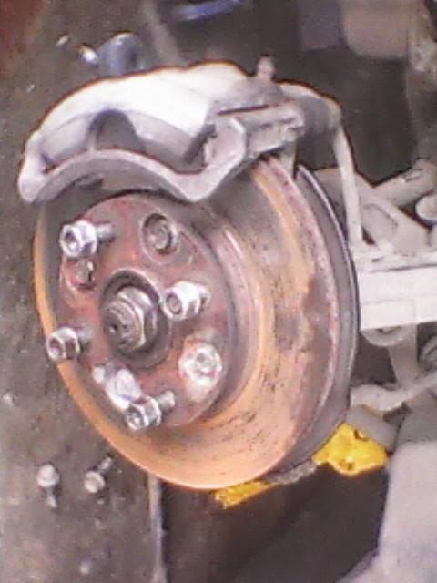 Cara Membuka Piston Rem Hidrolik Macet