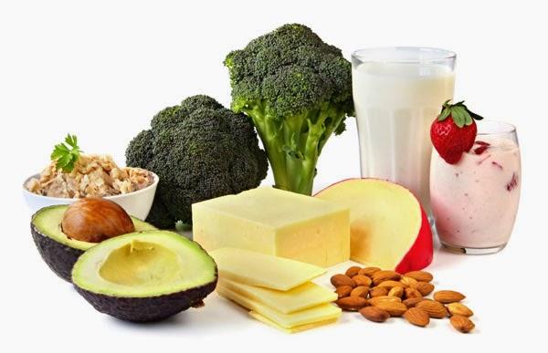 Chế độ dinh dưỡng khi bị bệnh loãng xương www.c10mt.com
