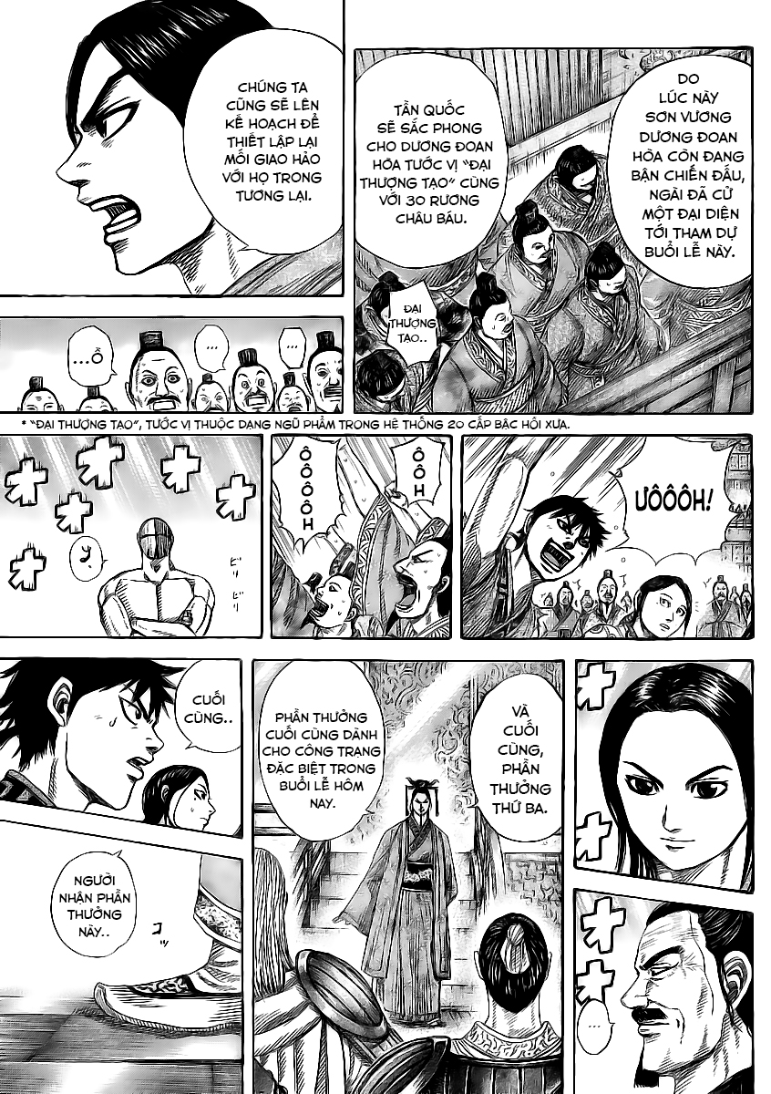 Kingdom – Vương Giả Thiên Hạ (Tổng Hợp) chap 355 page 11 - IZTruyenTranh.com
