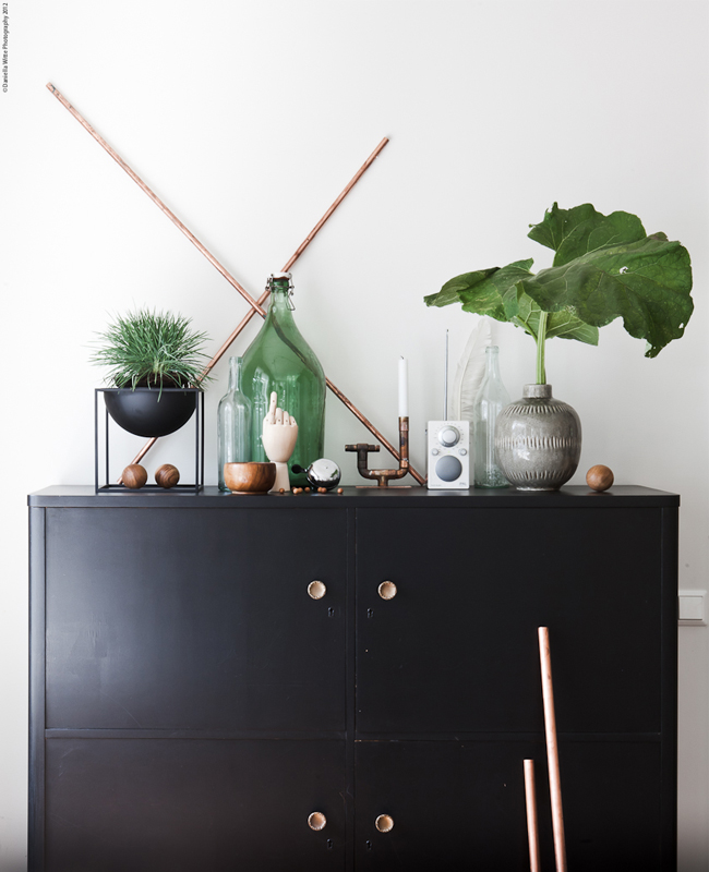 1000+ images about Black + copper + wood on Pinterest