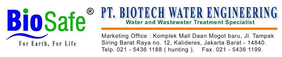 PT. BIOTECH WATER ENGINEERING - septic tank, septic tank bio, biotech septic tank, septic biofil