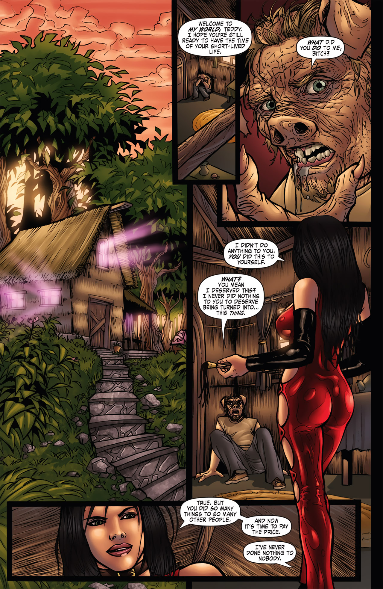 Grimm Fairy Tales (2005) Issue #15 #18 - English 8