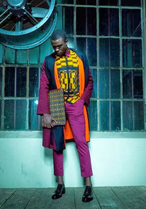 African wear for men