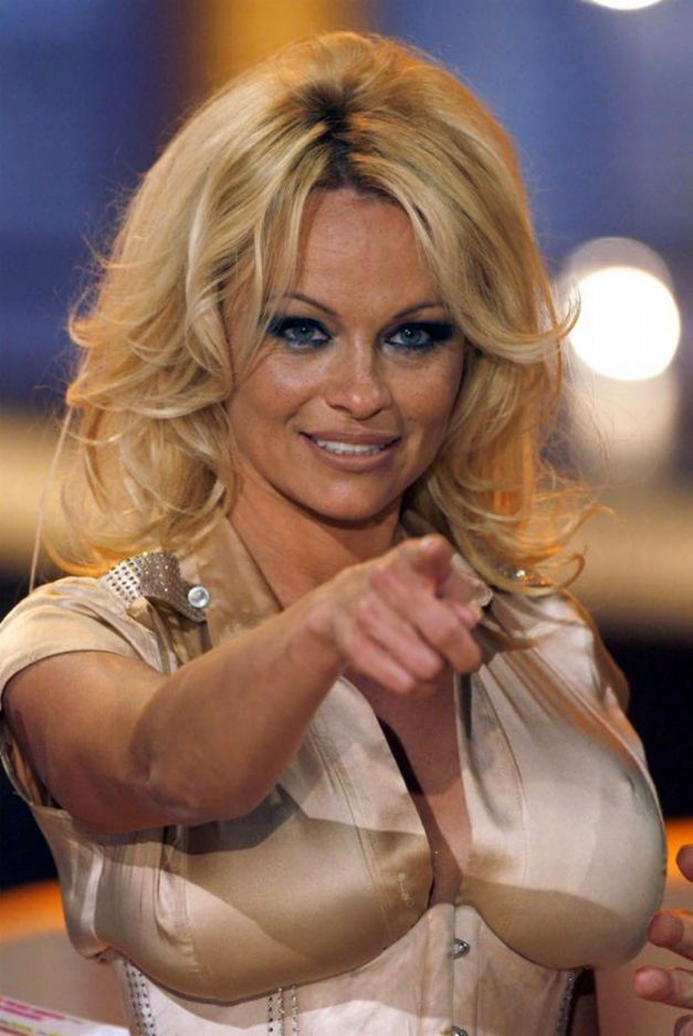 Pamela anderson totally nude, every sex position ever