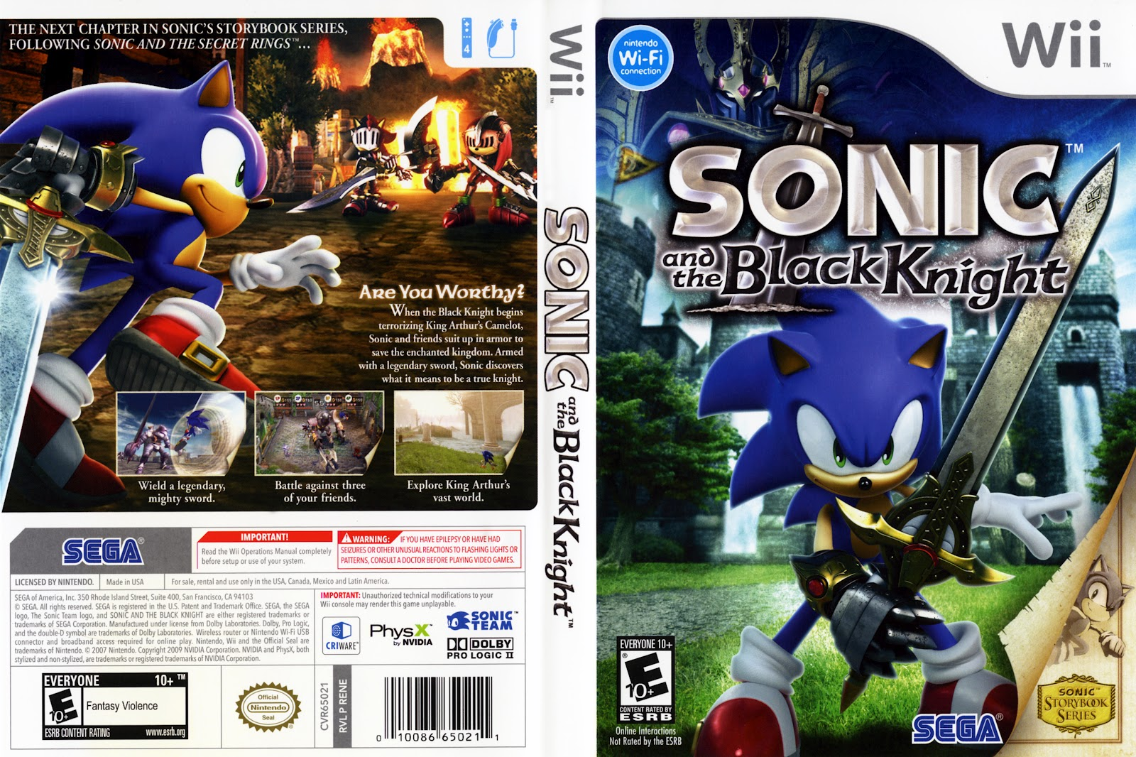 Sonic And The Secret Rings Music Download