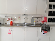 Kjøkkenet vårt på Bergene Holm bloggen