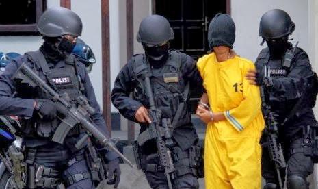 Kasus terorisme, asing mudah dapatkan BAP dari kepolisian