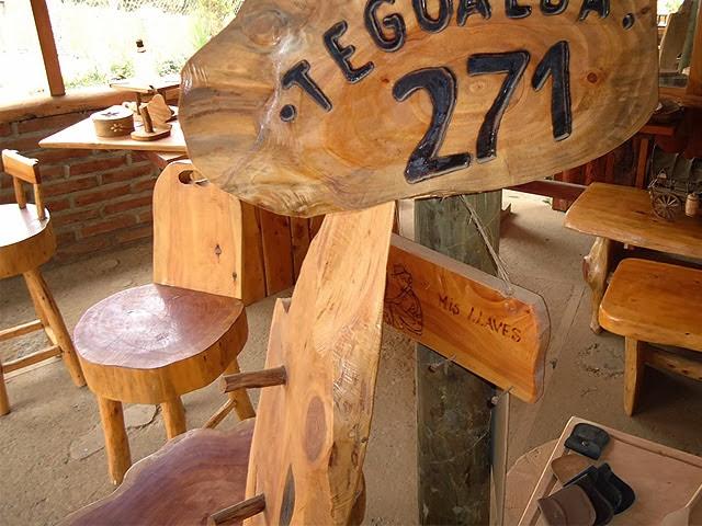 Muebles Rusticana El Totoral