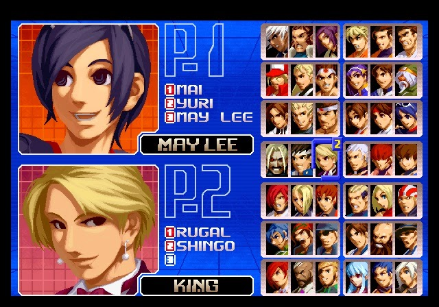 king of fighters 2002 download full version