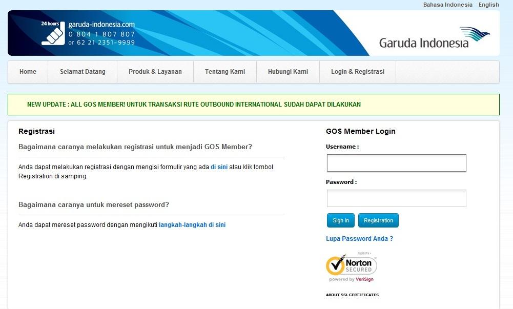 Cara Booking Tiket Cara Booking Garuda