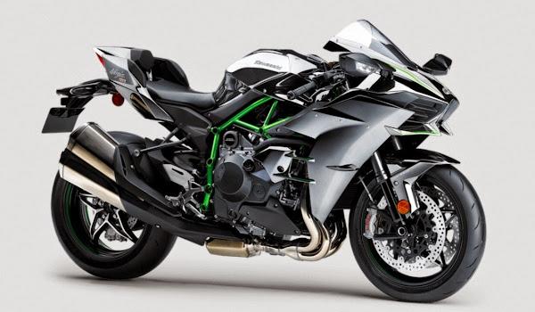 Kawasaki Ninja H2 (Gambar 1). Majalah Otomotif Online