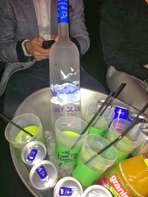 Grey Goose, Red Bull, Party, Candyshop Köln
