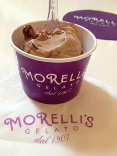 Lia's Food Journey: Morelli's Gelato, Rockwell