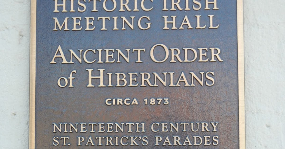 ancient order of hibernians The ladies ancient order of hibernians, inc was first organized as an auxiliary of the ancient order of hibernians in america in 1894 with the women's organization .