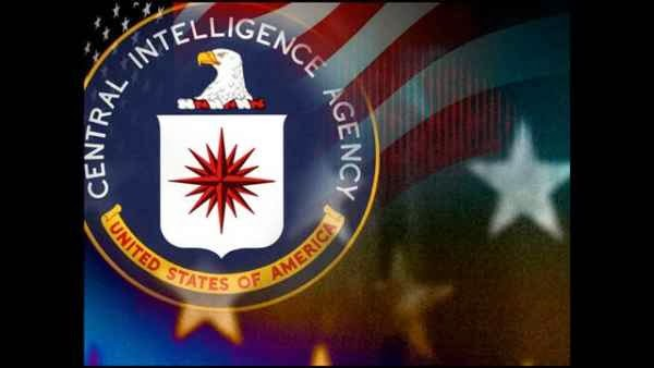 CIA in China