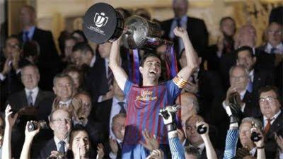 FC Barcelona campeón de la Copa del Rey