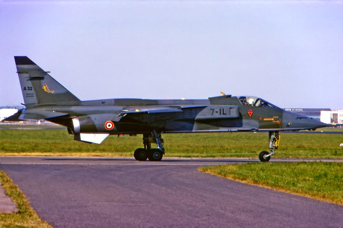 Jaguar A 32 / 7-IL
