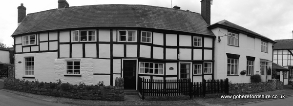 Herefordshire Black and White Villages