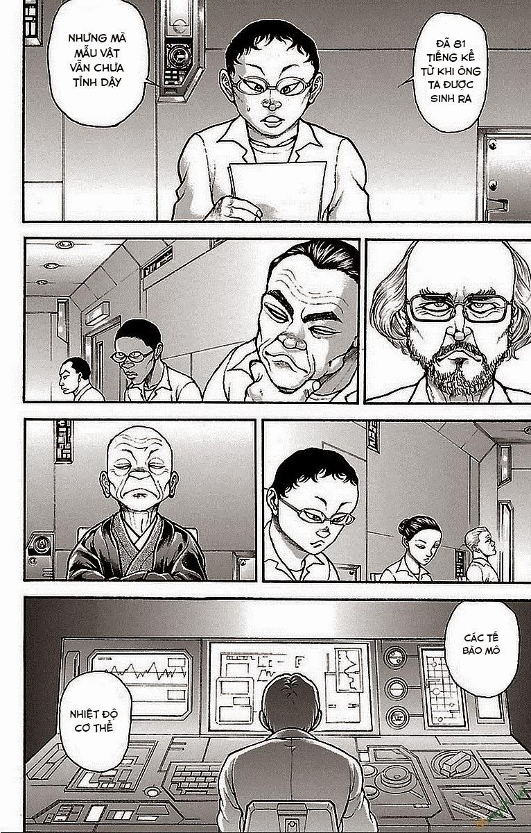 Baki Dou chap 11 Trang 16 - Mangak.info