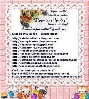 Vamos divulgar esta parceria.   Blogs Amigos.