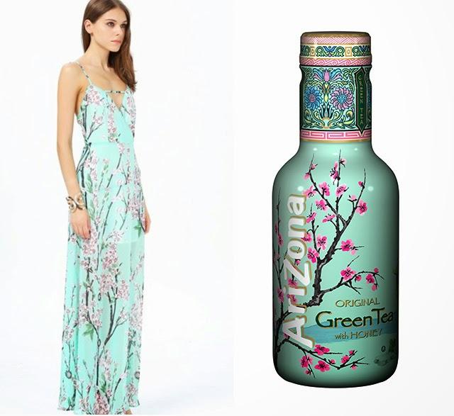 vestido floral sheinside