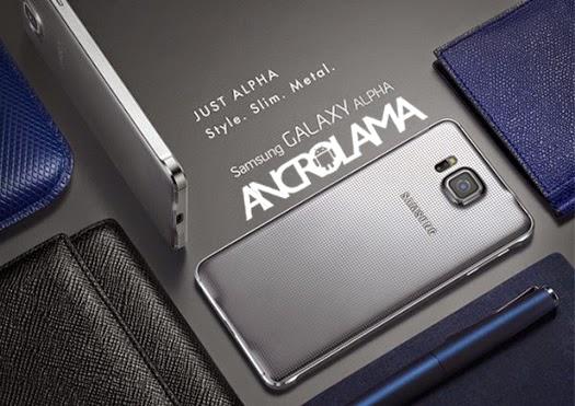 Samsung Galaxy Alpha Tanıtım Videosu Yayınlandı