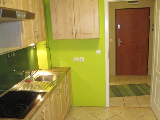 kuchnia i korytarz