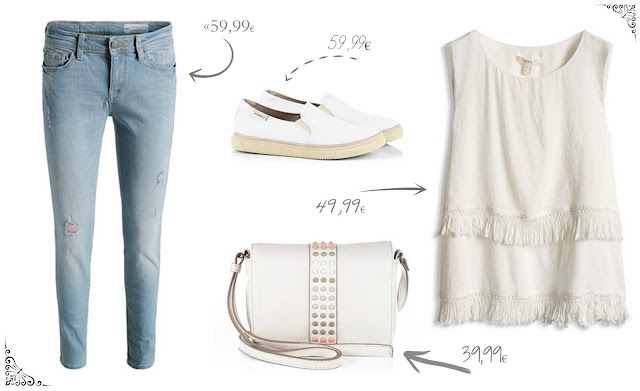 Two summer outfits | Esprit