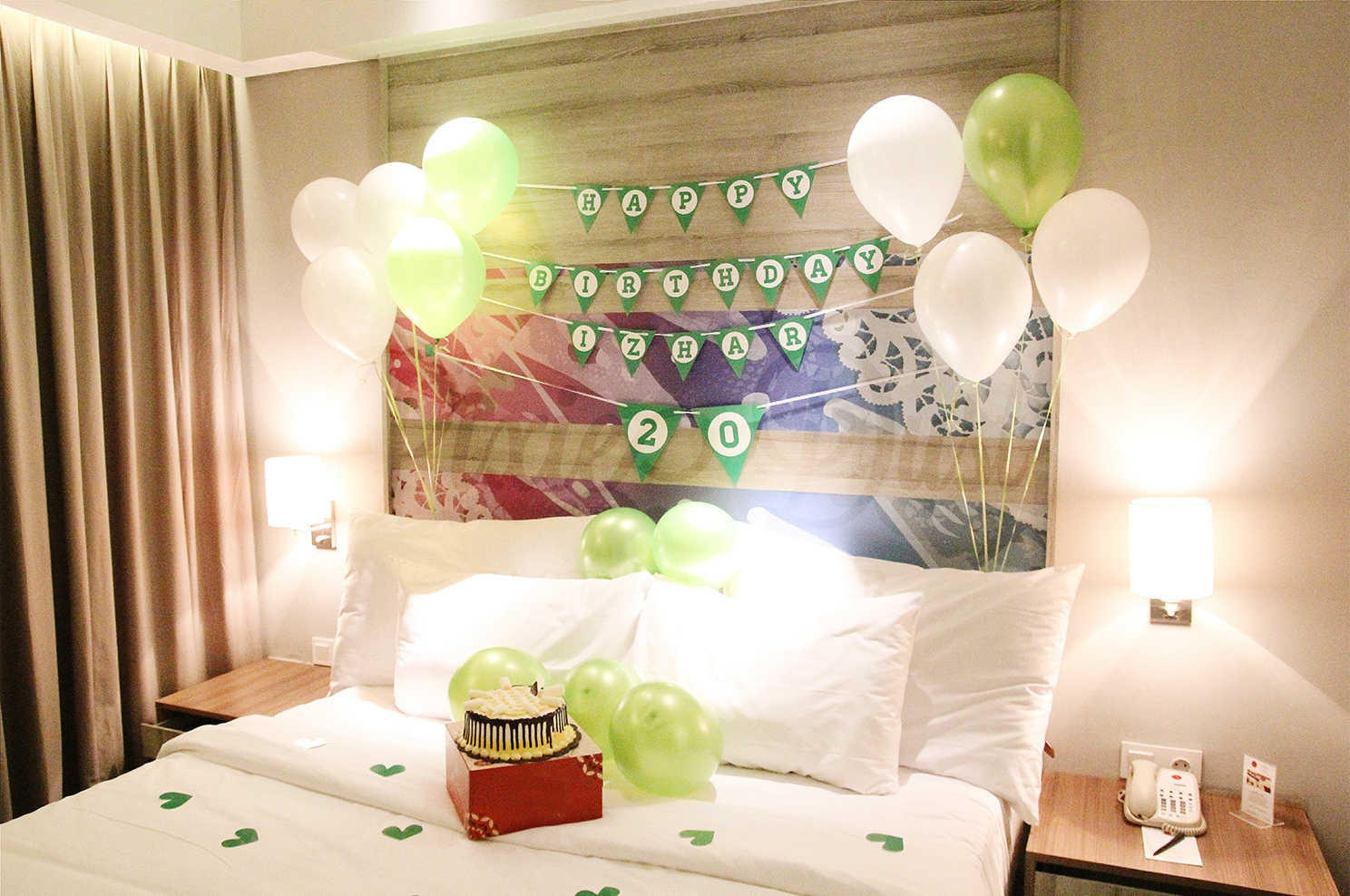 Simple Room Decoration & Pixie Dust Party Planner