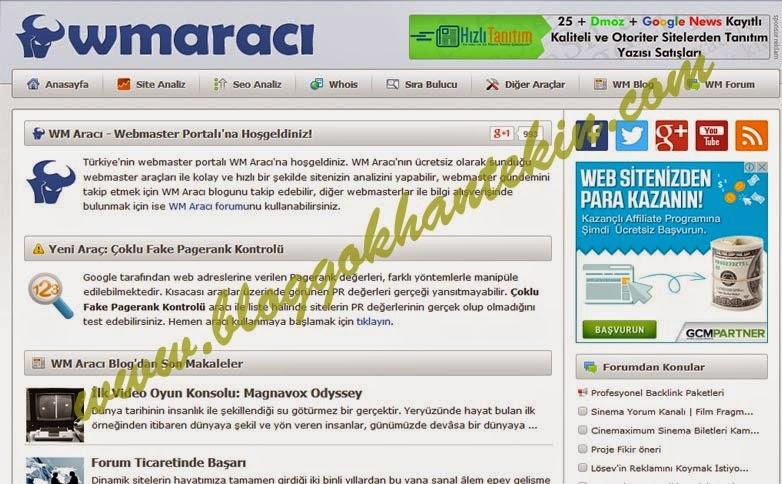 Aradığım Herşey Bu Sitede Wmaraci.com