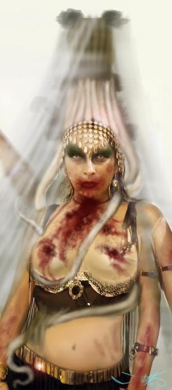 Titannia zombie! (Fabrica de zombies)