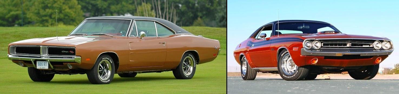 Dodge Charger i Dodge Challenger