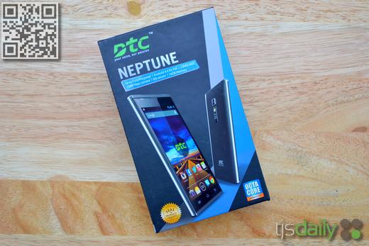 DTC GT21 Neptune Unboxing & Hands-On