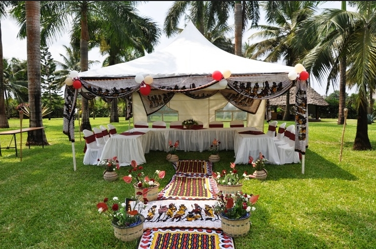 Good looking traditional wedding decor my wedding for African themed wedding decoration ideas
