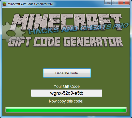 code minecraft code Windows