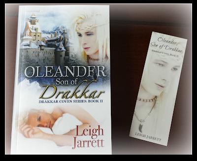 Oleander, Son of Drakkar by Leigh Jarrett