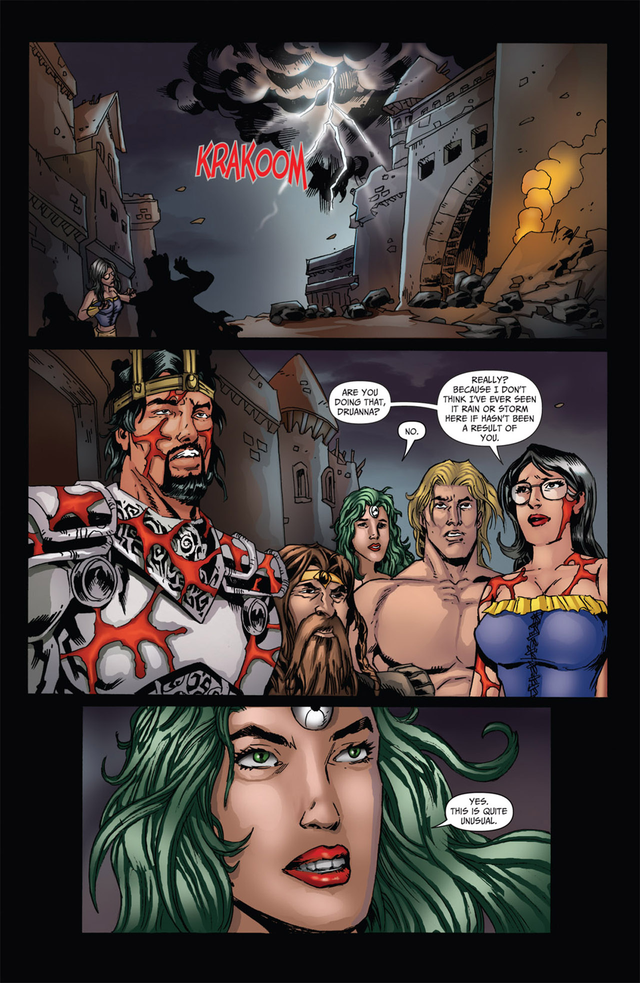Grimm Fairy Tales (2005) Issue #62 #65 - English 6