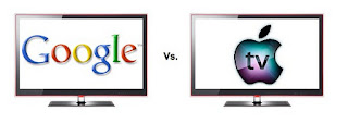 google tv versus apple tv