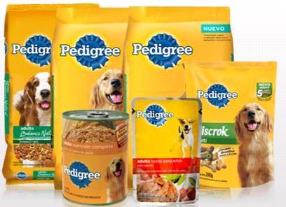 Comida para perro pedigree for Alimento para perros