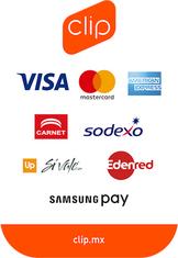 Aceptamos Tarjeta de Crédito